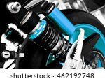close up of motorcycle... | Shutterstock . vector #462192748