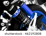 close up of motorcycle... | Shutterstock . vector #462192808