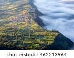 """comoro lawang"" village on the... 