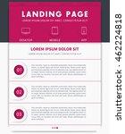 landing page  website design...
