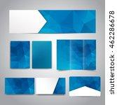 banner  flyers  brochure ... | Shutterstock . vector #462286678