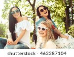 happiness youth friendship...   Shutterstock . vector #462287104