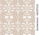 retro wallpaper | Shutterstock .eps vector #46229110