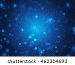 dark blue abstract technology... | Shutterstock .eps vector #462304693