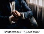 watch in a man | Shutterstock . vector #462355000