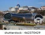 tbilisi  georgia   march 07 ... | Shutterstock . vector #462370429