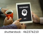 performance search website... | Shutterstock . vector #462376210