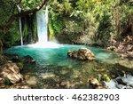 Waterfall Banias Landscape....