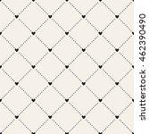 vector seamless pattern. vector ... | Shutterstock .eps vector #462390490