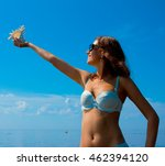 crowned by the sea | Shutterstock . vector #462394120
