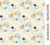 Circle Pattern. Modern Stylish...