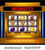lots game gui assets   reskin...   Shutterstock .eps vector #462455959
