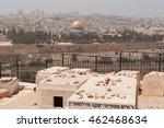 Jerusalem  The Graves Of The...