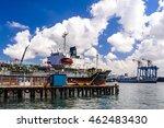 kaohsiung  taiwan   7 jun ... | Shutterstock . vector #462483430