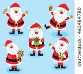 Santa Claus Sets