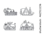 set of pictures from the...   Shutterstock .eps vector #462511156