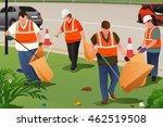 a vector illustration of... | Shutterstock .eps vector #462519508