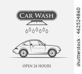 Car Wash Vintage Style