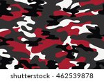 vector background of soldier... | Shutterstock .eps vector #462539878