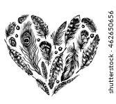 Hand Drawn Ink Rustic Design...