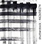 texture line stripe ink on... | Shutterstock . vector #462658174