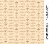 uncommon ethnic vector hand... | Shutterstock .eps vector #462660094