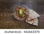 ful medames or simply foul  is... | Shutterstock . vector #462663370