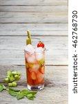 detox water   Shutterstock . vector #462768730