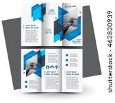 brochure design brochure...   Shutterstock .eps vector #462820939