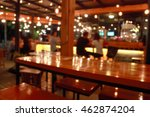It Is Blur Lifestyle At Bar An...
