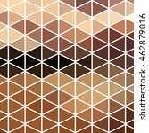 cool abstract geometric... | Shutterstock .eps vector #462879016