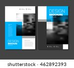 startup presentation layout or... | Shutterstock .eps vector #462892393
