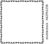 vector ornamental decorative... | Shutterstock .eps vector #462901258