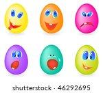 vector illustration of... | Shutterstock .eps vector #46292695