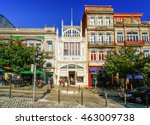 porto portugal   october 21... | Shutterstock . vector #463009738