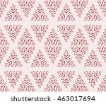 pink tones. outline of... | Shutterstock .eps vector #463017694