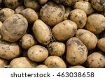 Potatoes Background  Potatoes...