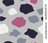 seamless vector background with ... | Shutterstock .eps vector #463042573