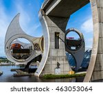 The Falkirk Boat Lift In...