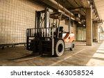 folk lift truck