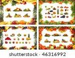 nutrition | Shutterstock . vector #46316992