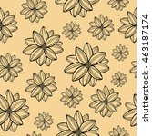 Flowers Pattern. Flowers...