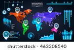 vector infographics modern...