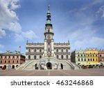 Zamosc  Poland   July 11  2016...