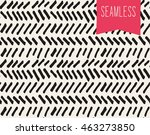 handsketched vector seamless... | Shutterstock .eps vector #463273850