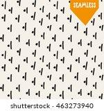 handsketched vector seamless... | Shutterstock .eps vector #463273940