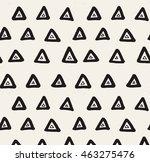 handsketched vector seamless... | Shutterstock .eps vector #463275476