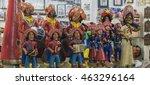 recife   clay sculpture... | Shutterstock . vector #463296164