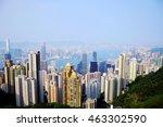 Small photo of Scram on top of Hongkong