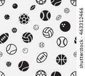 seamless pattern background of... | Shutterstock .eps vector #463312466